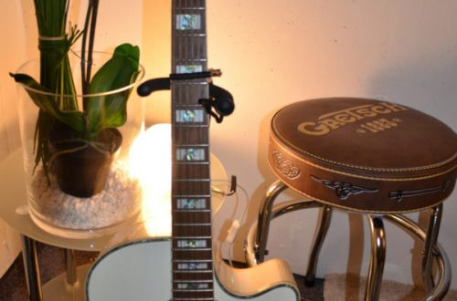Gitarrenunterricht parallel zum Gesangsunterricht